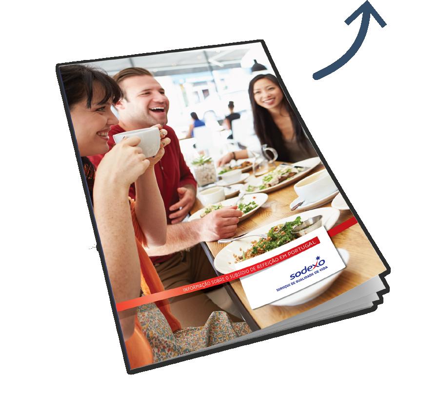 Sodexo Portugal - Ebook sobre o subsídio de refeição. Vantagens legais e fiscais